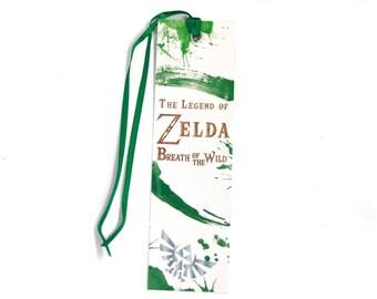The Legend of Zelda Breath of the Wild Bookmark