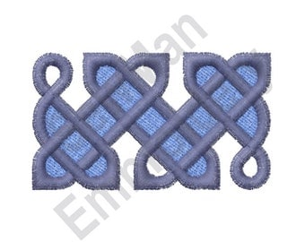Celtic Design - Machine Embroidery Design, Celtic Knot