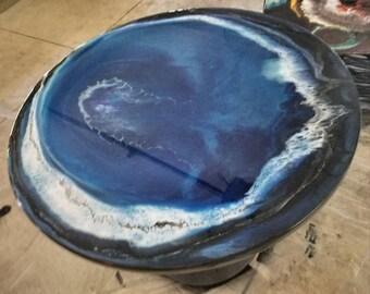 Ocean Blue Table