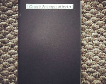 Occult Sciene of India by Louis Jacolliot | OccultCornerStore