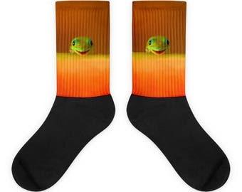Hello! Lizard Socks/ Original Photography/ Spirit Animal/Animal Guide/iPhone 5 case/ iPhone Case 6, 7 , 8, 8 plus