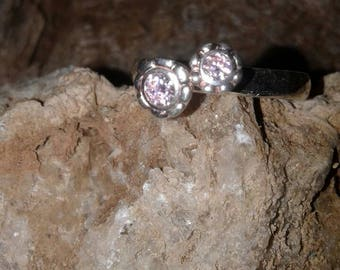 Cubic Zirconia ring S68