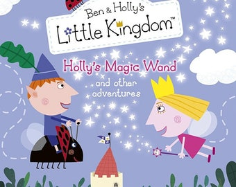 Ben And Hollyu0027s Little Kingdom Clip Art 300dpi Png INSTANT DOWNLOAD Part 67