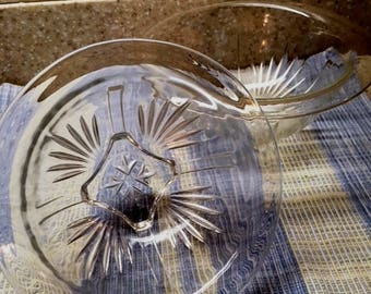 Vintage Hazel-Atlas Nested Mixing Bowls