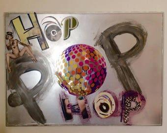 """Table """"Hop Pop Hop"""""""