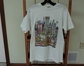 Vintage 90s Chicago Tee Shirt (single stitch)