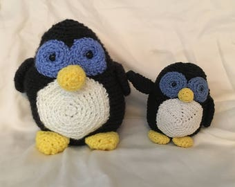 Howie the Penguin (Stuffed Animal)