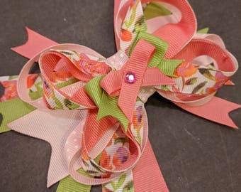 Medium sized stacked bow