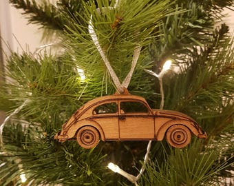 Vw bug ornament | Etsy