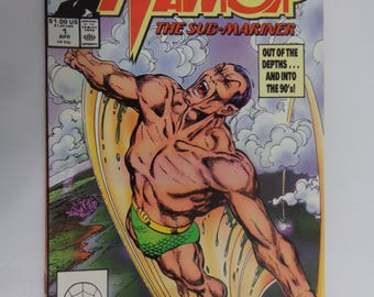 Namor Issue 1 (1990)