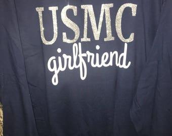 Marine Girlfriend Shirt