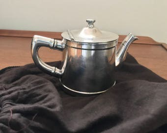 Wear-Brite Silver plated Teapot