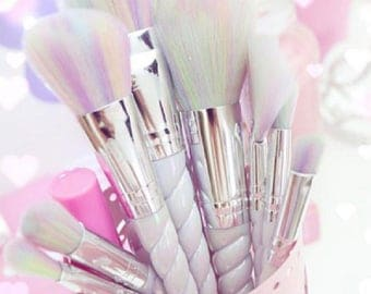 unicorn brush set. ultimate unicorn brush set (10pc)
