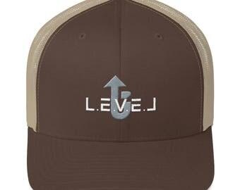LevelUp Trucker Cap