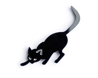 Crawling Cat