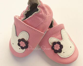 Baby Soft  Sole Leather Shoes Infant Moccasins Baby Girls Slippers  Toddler First Walker