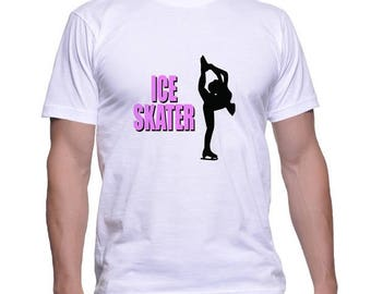 Tshirt for a Ice Skater