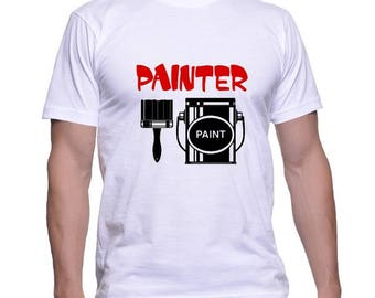 Tshirt for a Painter