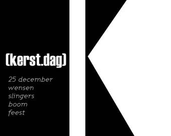 Xmass collection (Kerst.dag)