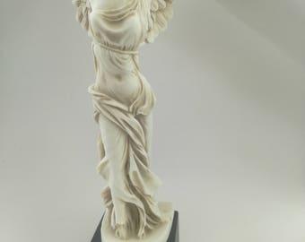 Winged Victory Of Samothrace Greek Hellenistic Statue Nike of Samothrace Goddess Of Victory