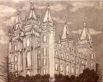 ORIGINAL: Salt Lake Temple
