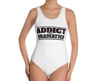 One-Piece Swimsuit - Addict for Dramatics