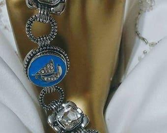 Snap Charm Bracelet