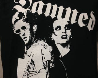 the damned, live 1976