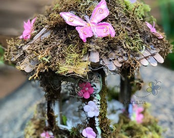 Fairy House/ Bird House