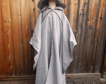 Children's Wizard Cloak // sizes 3,4,5,6,7,8 // Handmade