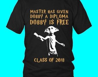 Dobby Is Free - Seniors Shirt