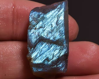 Best Quality Natural Blue Flashy Fire Labradorite Rough Loose Labradorite Rough For Used Jewelry SA195