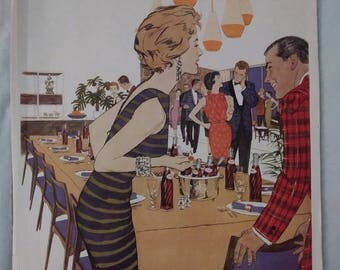 Vintage Pepsi Ad Poster