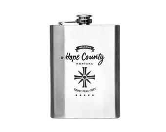 Far Cry 5 Hope County Designer Flask
