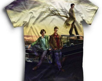 Supernatural 'Winchester' Men's Women's All Sizes
