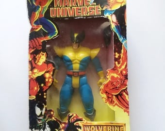 90's Wolverine Action figure