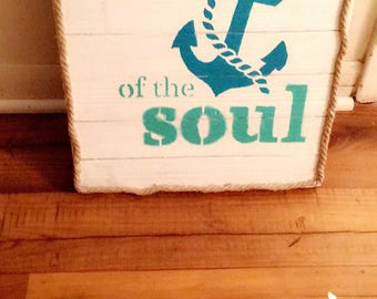 Hope is the Anchor of the Soul