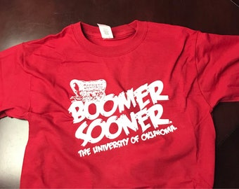 The Boomer Schooner (youth tee)