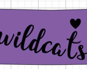 Kansas State Wildcats Kansas decal