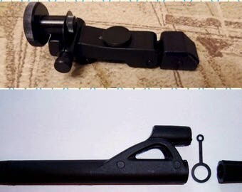 MP-61, MP-60, MP-512 sight dioptric and improved sighting base