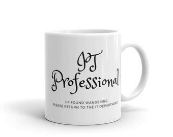 IT Professional Mug