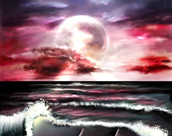 MOONLIGHT TIDE