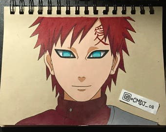 Gaara of the Sand (Naruto)