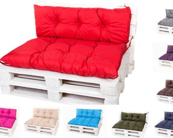 Pallet Cushions Pad Covers cushions WATERPROOF Garden Sofa Bed couch New 120