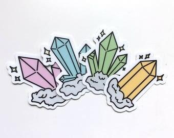 Crystal Sticker Set