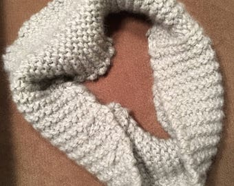 Wool neckwarmer for adults