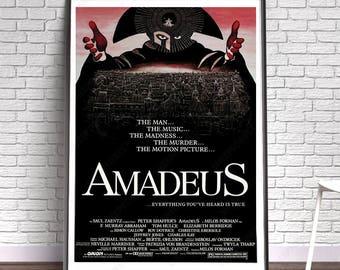 Amadeus - Film, Movie, Poster