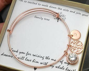 Mother of the Groom gift Mother in Law Gift Mother of the Bride gift Mother in law wedding gift future mother in law gift wedding gift