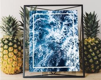 Aesthetic Water Poster Digital Download