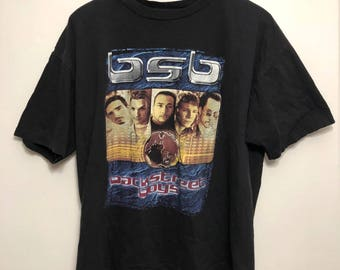 RARE! Vintage Backstreet Boys Shirt